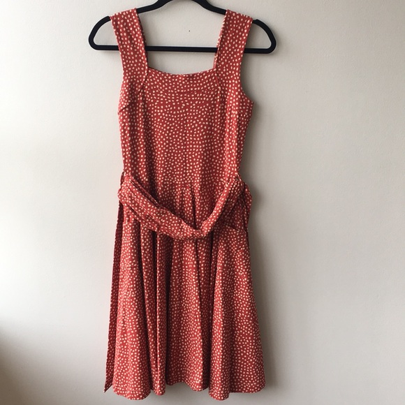 Effie's Heart Dresses & Skirts - ❤️Dots Print EFFIE'S HEART Dolce Vita Dress
